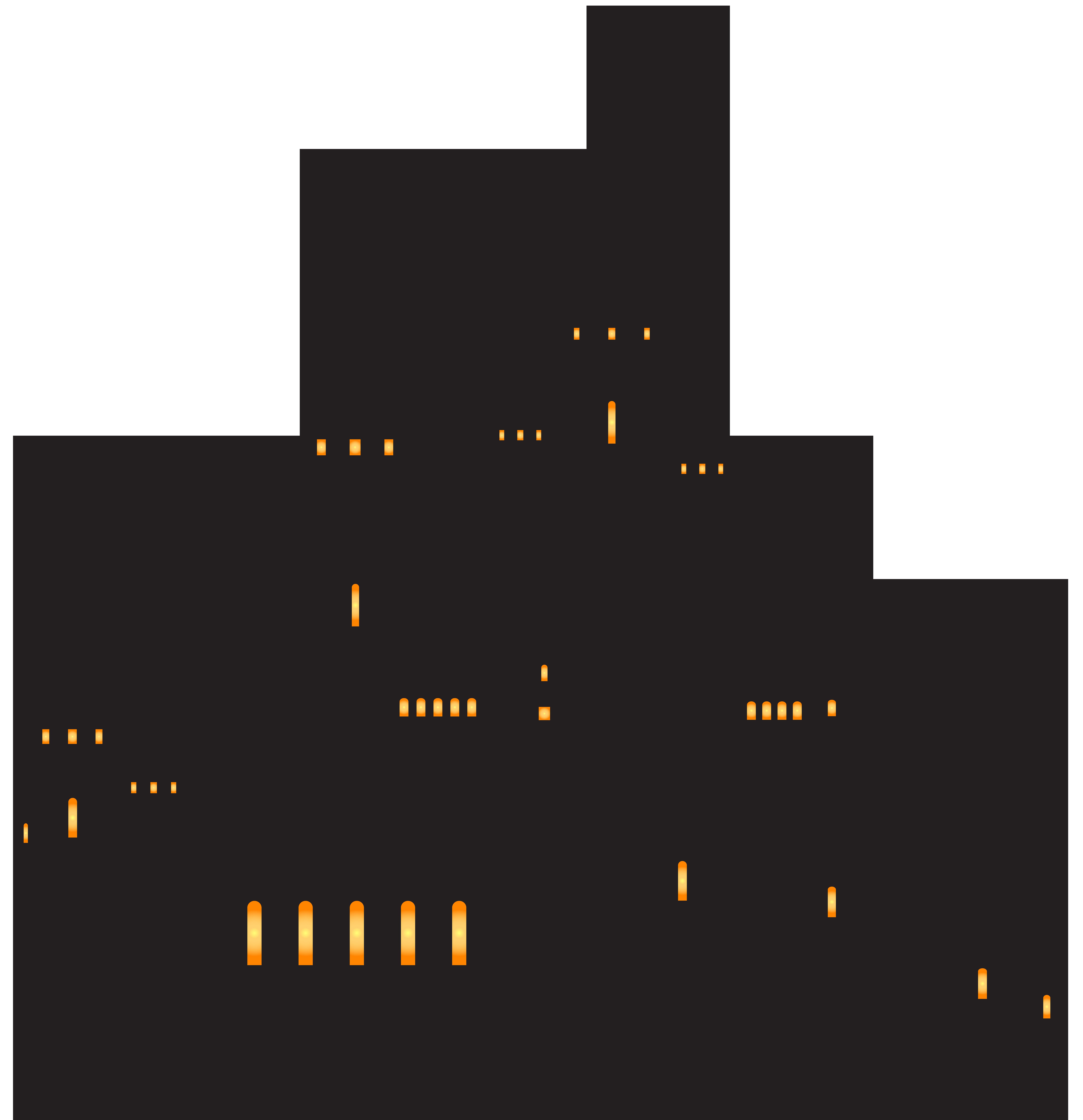 Palace clipart silhouette. Castle png clip ar