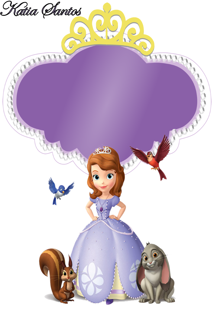 Clipart castle sofia the first. Kit personalizados tema princesa
