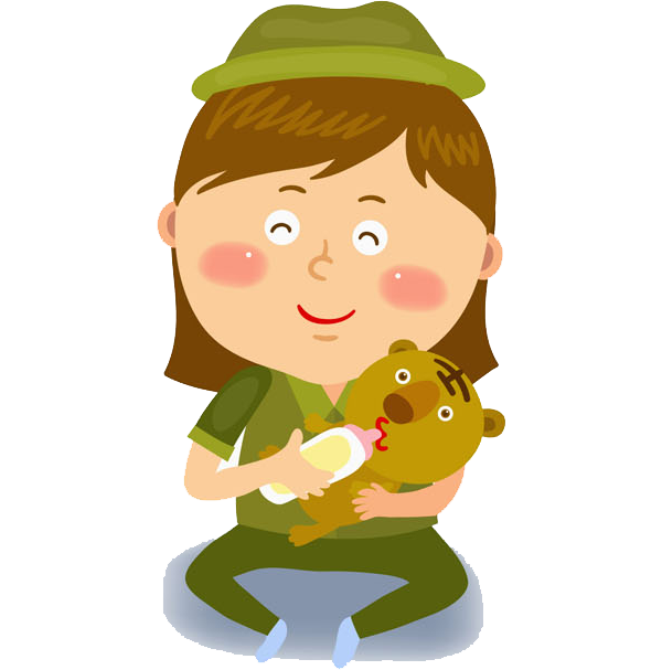 Clipart castle soldiers. Zookeeper royalty free clip
