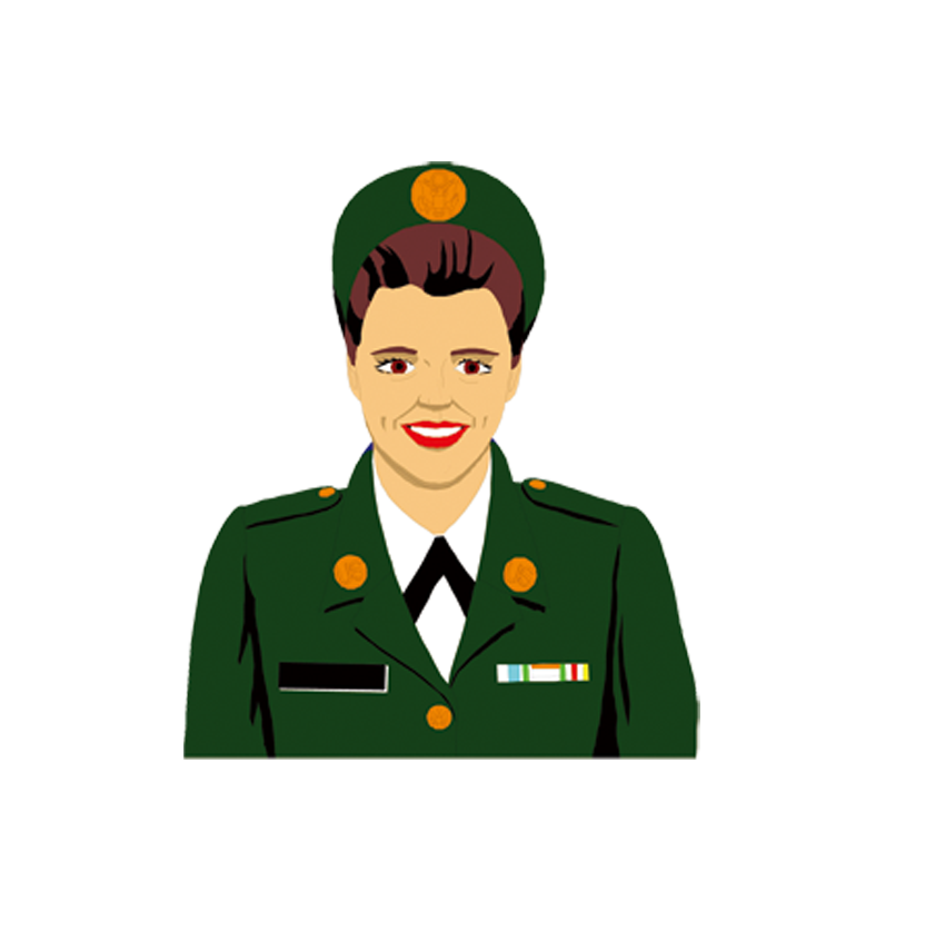 Soldiers clipart army officer. Cartoon soldier clip art