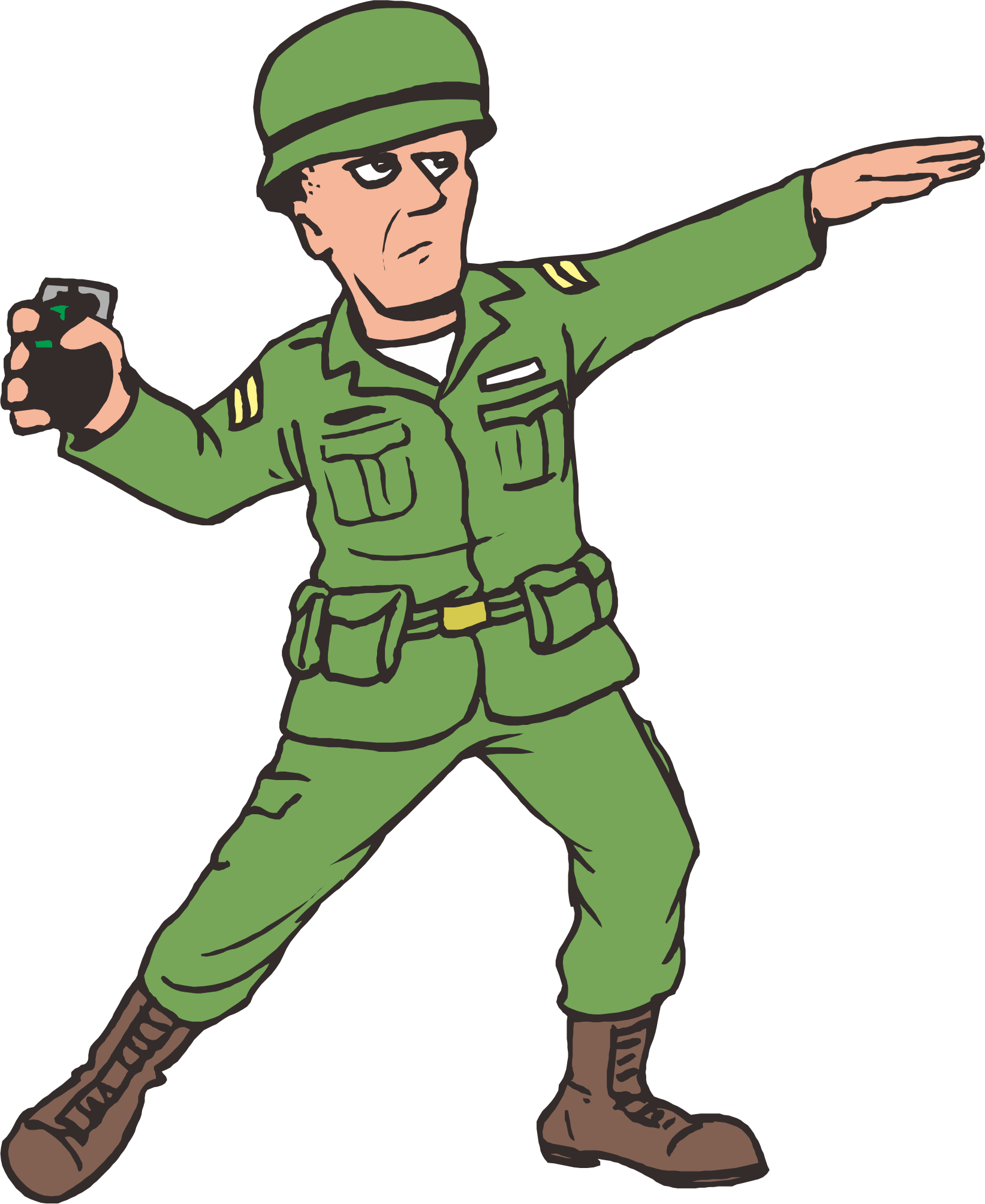Soldiers clipart army officer. Animation war clip art