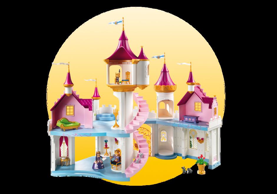 Staircase clipart castle. Grand princess playmobil usa