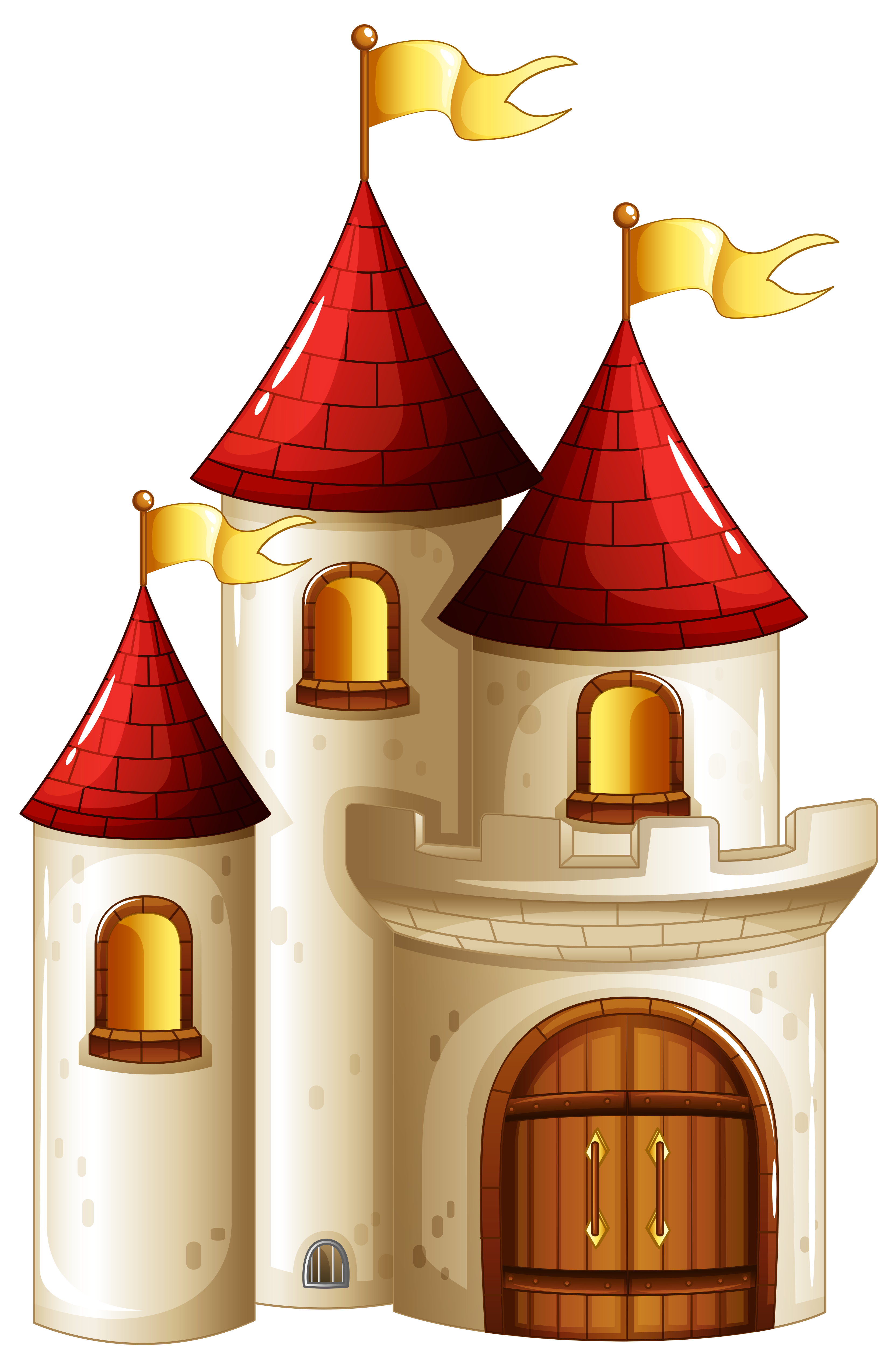 Clipart castle transparent background. Small png picture gallery