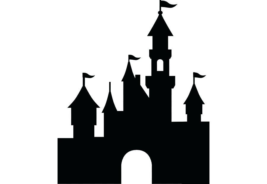 Drawing free download best. Clipart castle walt disney world