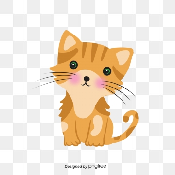 Kitty clipart cartoon. Cat download free transparent