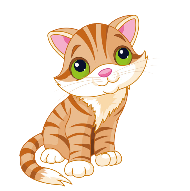 Png cartoon . Clipart cat