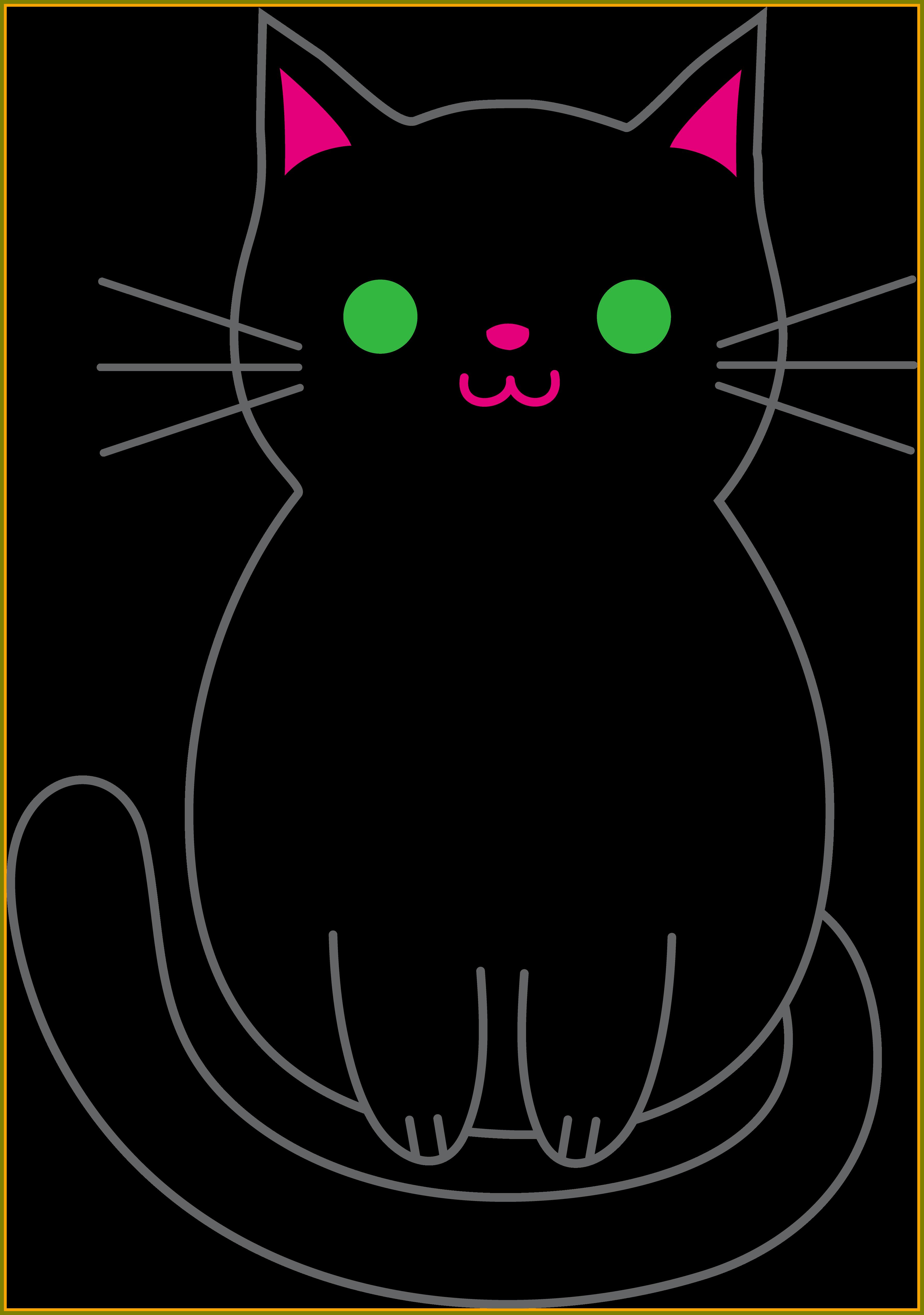 Inspiring animal of a. Clipart cat basket