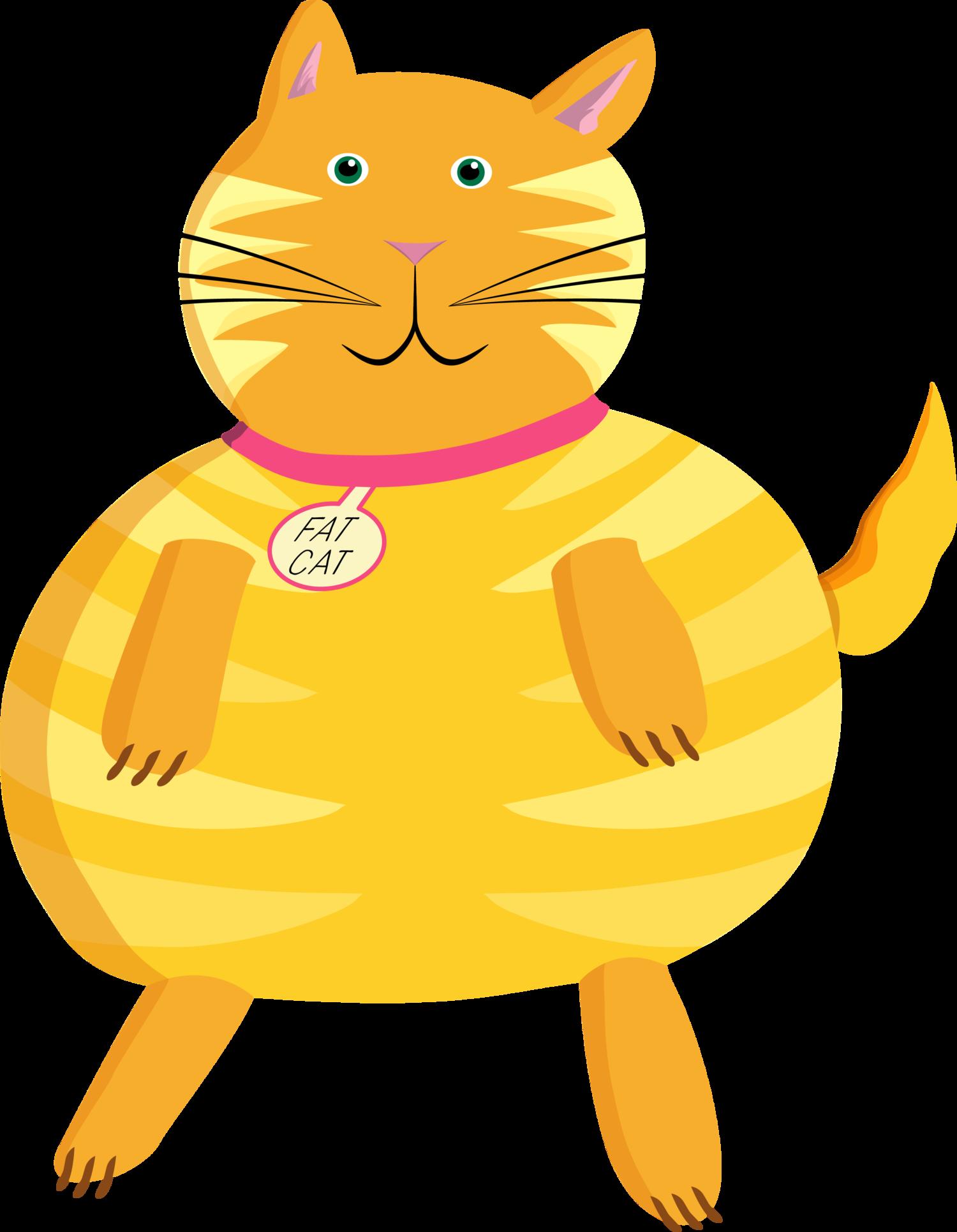 Fat cat backgrounds desktop. Kitty clipart run