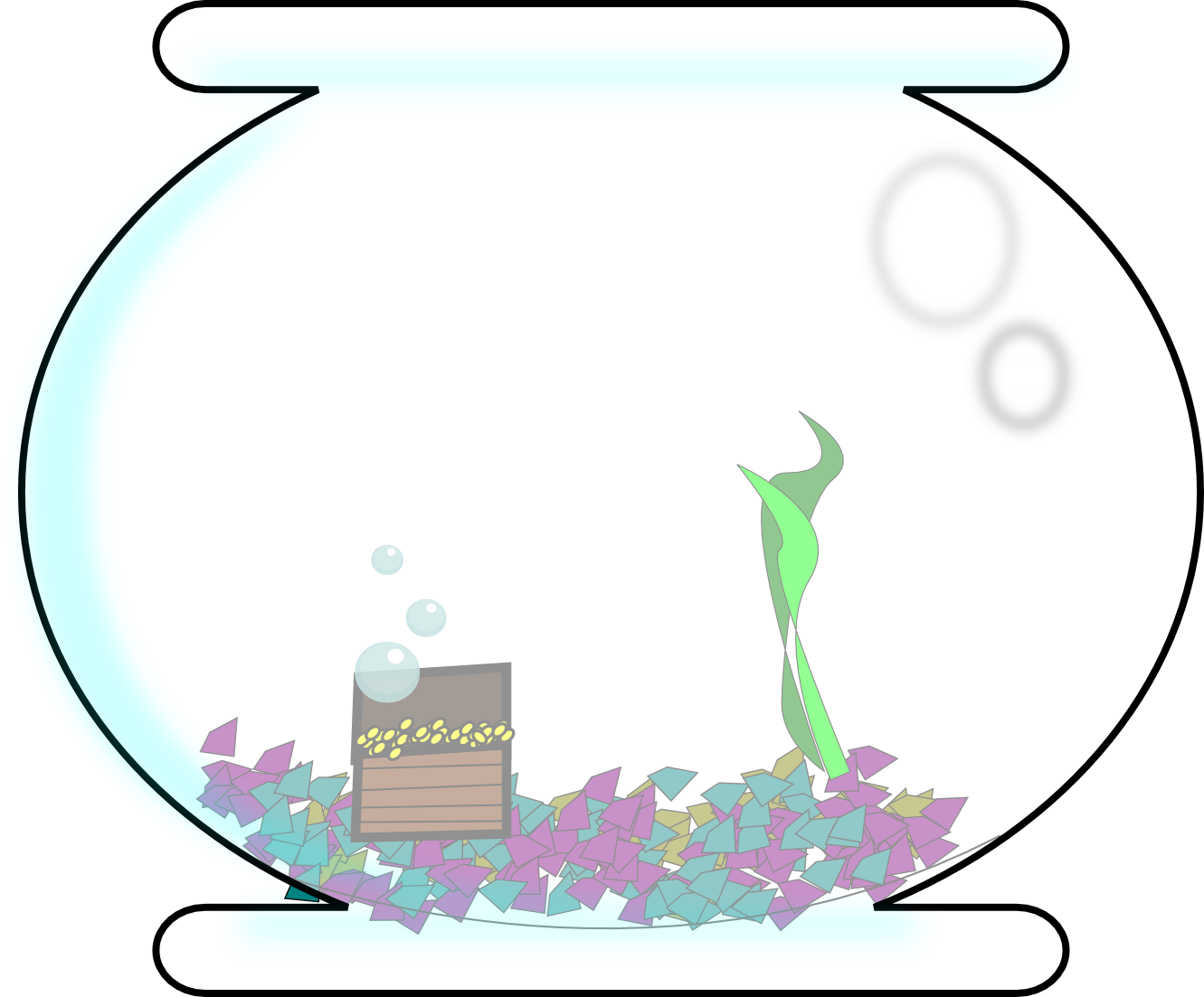 Clipart fish bowl. Free on dumielauxepices net