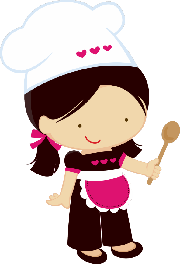 cookbook clipart chef outfit