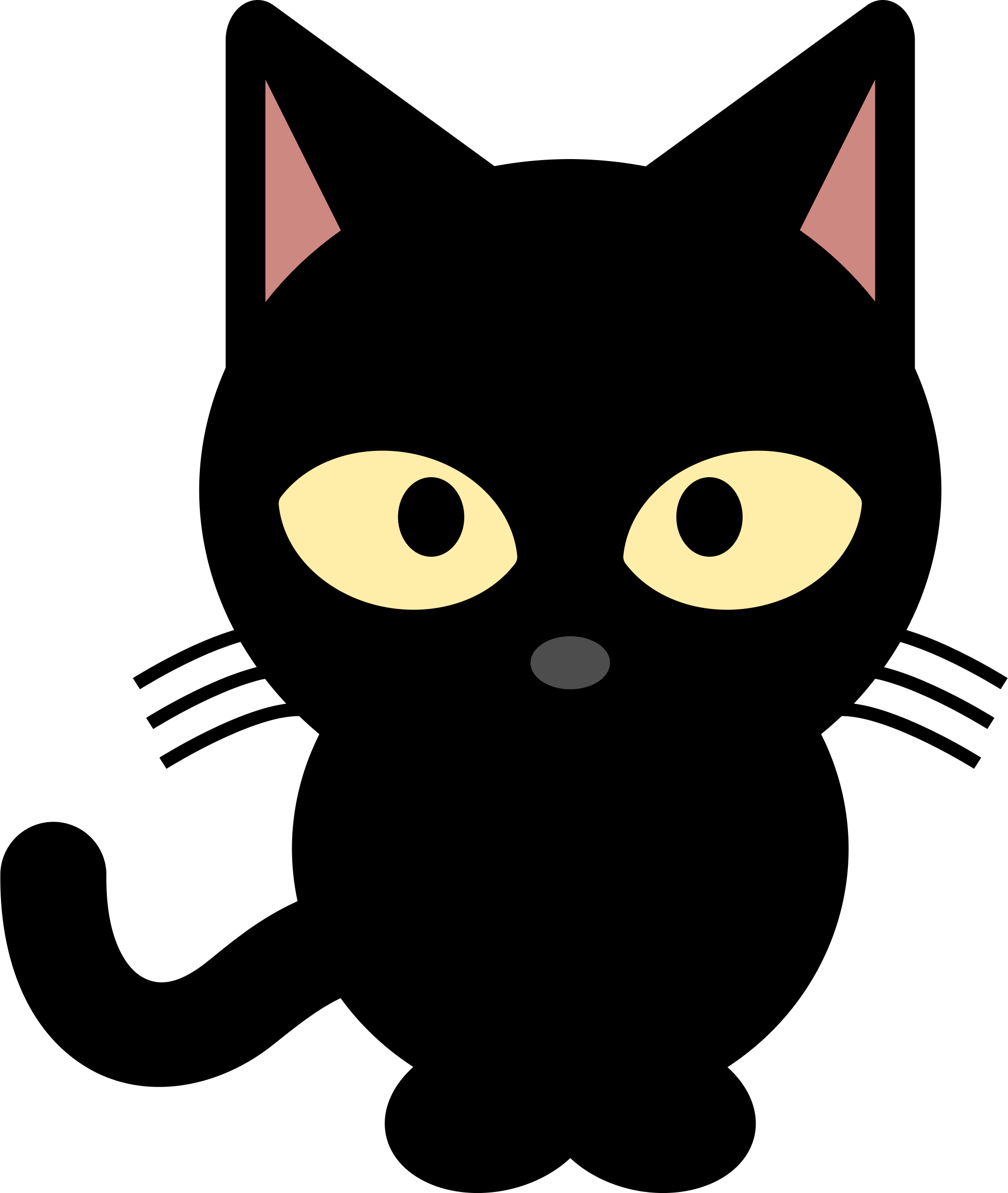 Image id png photo. Fire clipart cat