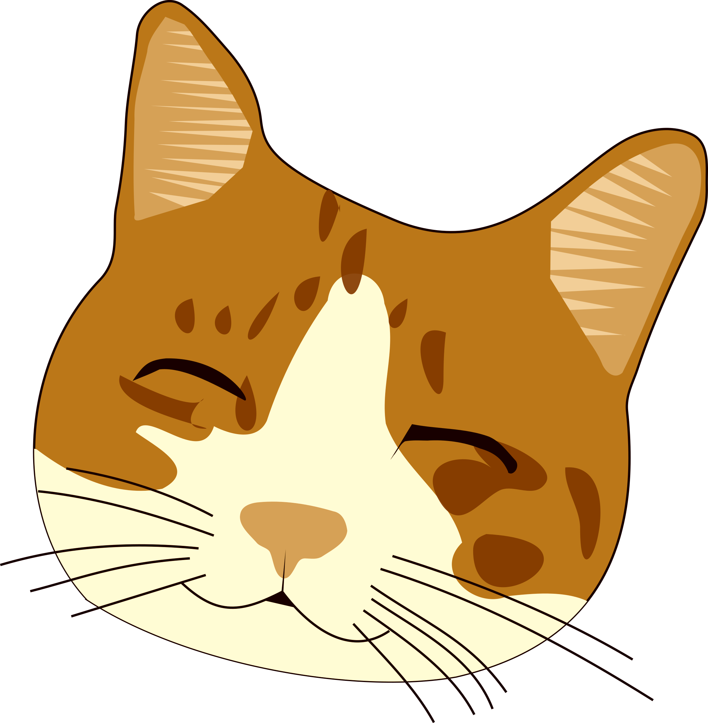 Image id png photo. Hands clipart cat