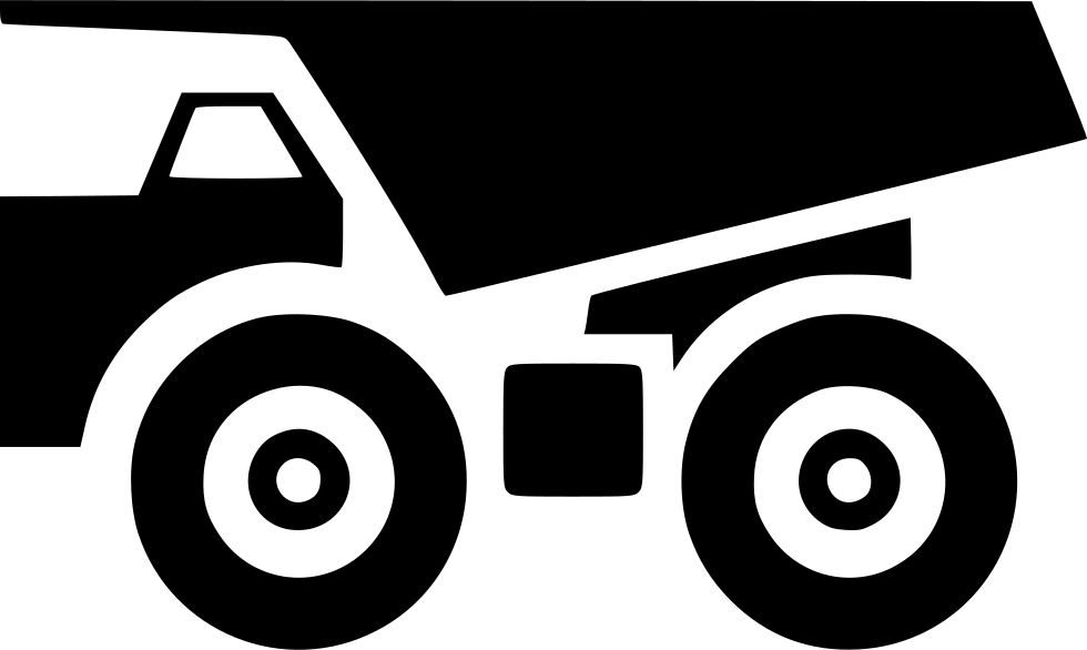 Mining svg png icon. Clipart cat dump truck