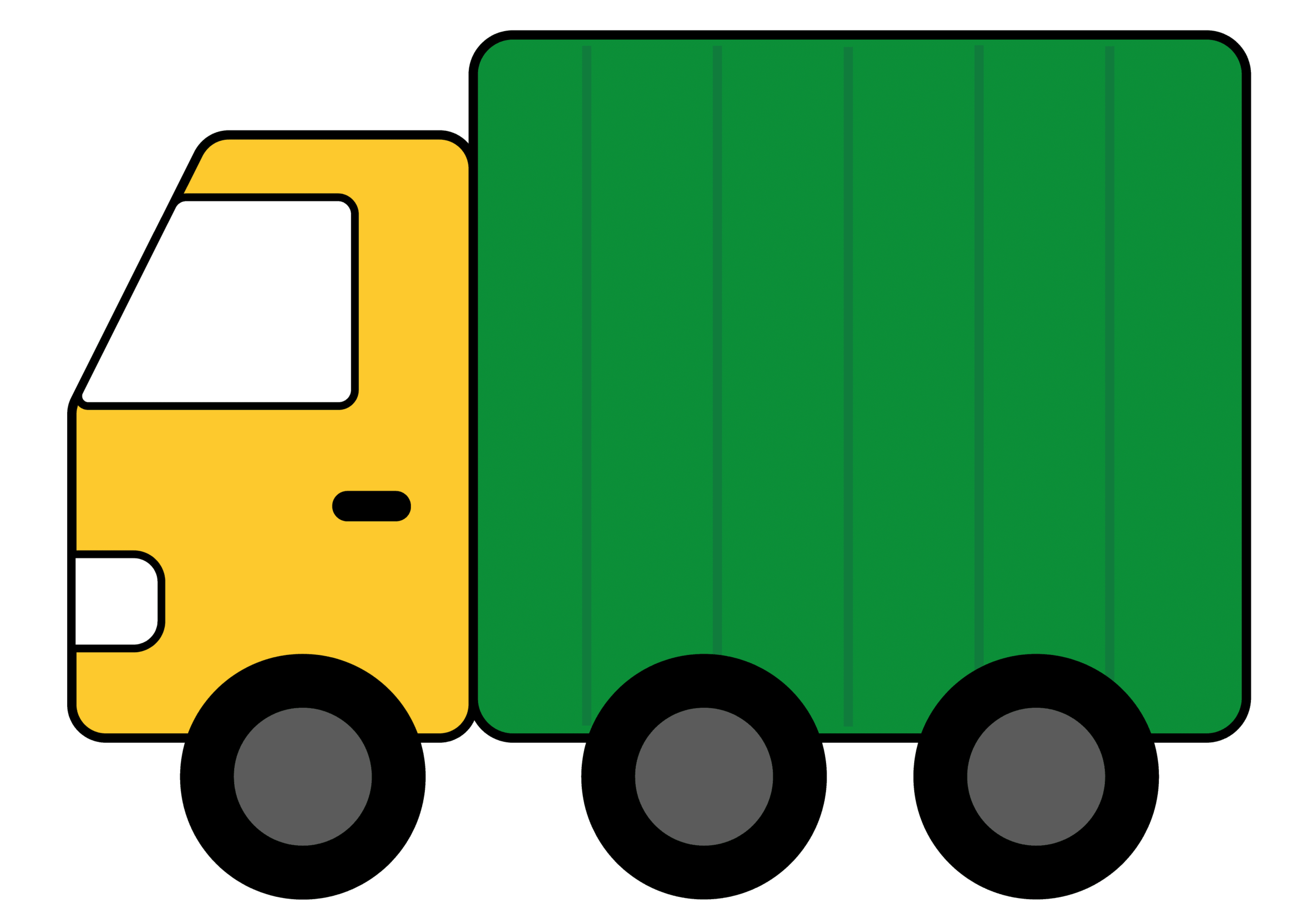 Dump silhouette at getdrawings. Clipart vegetables truck