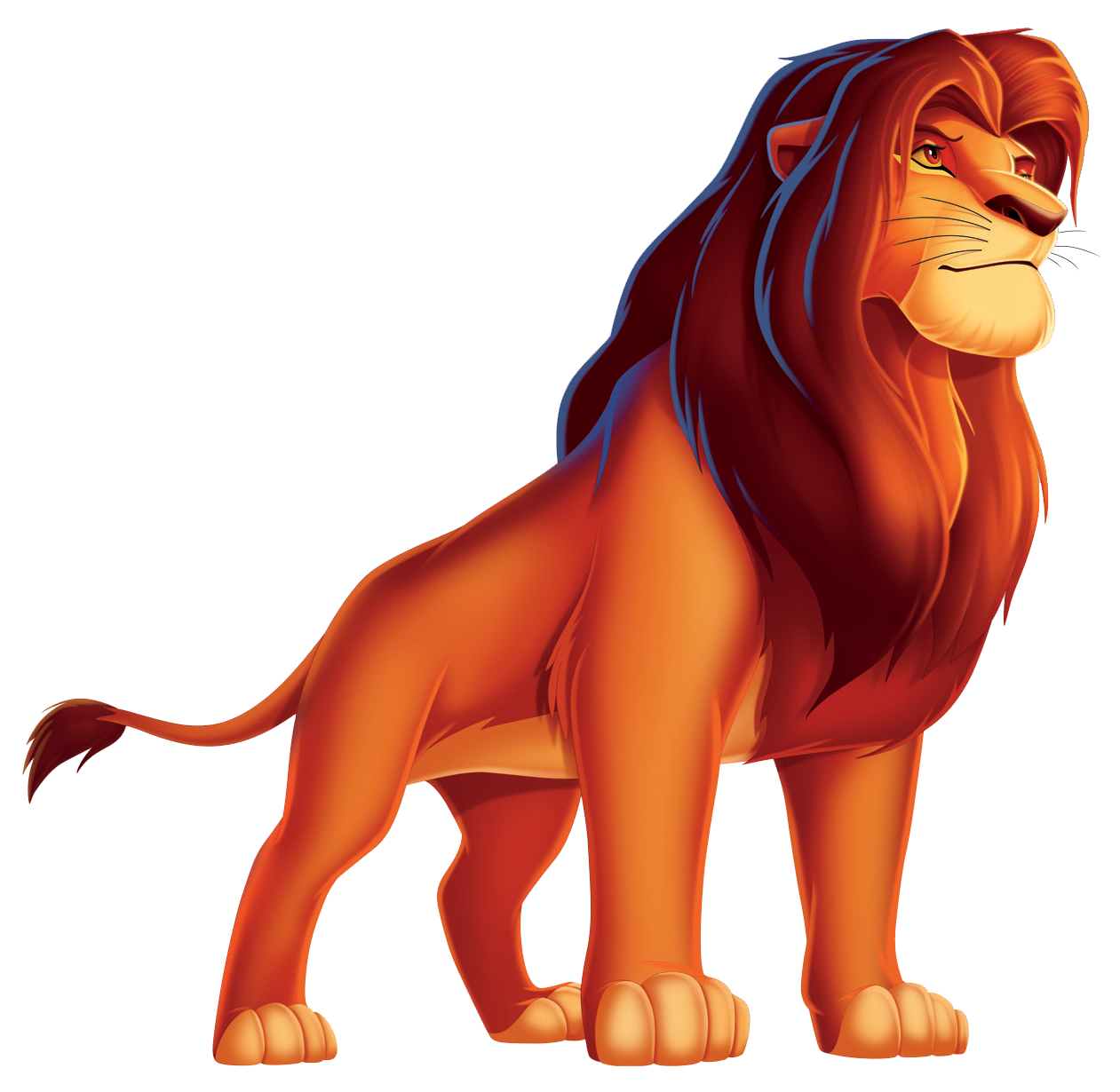 Simba the parody wiki. Crown clipart lion