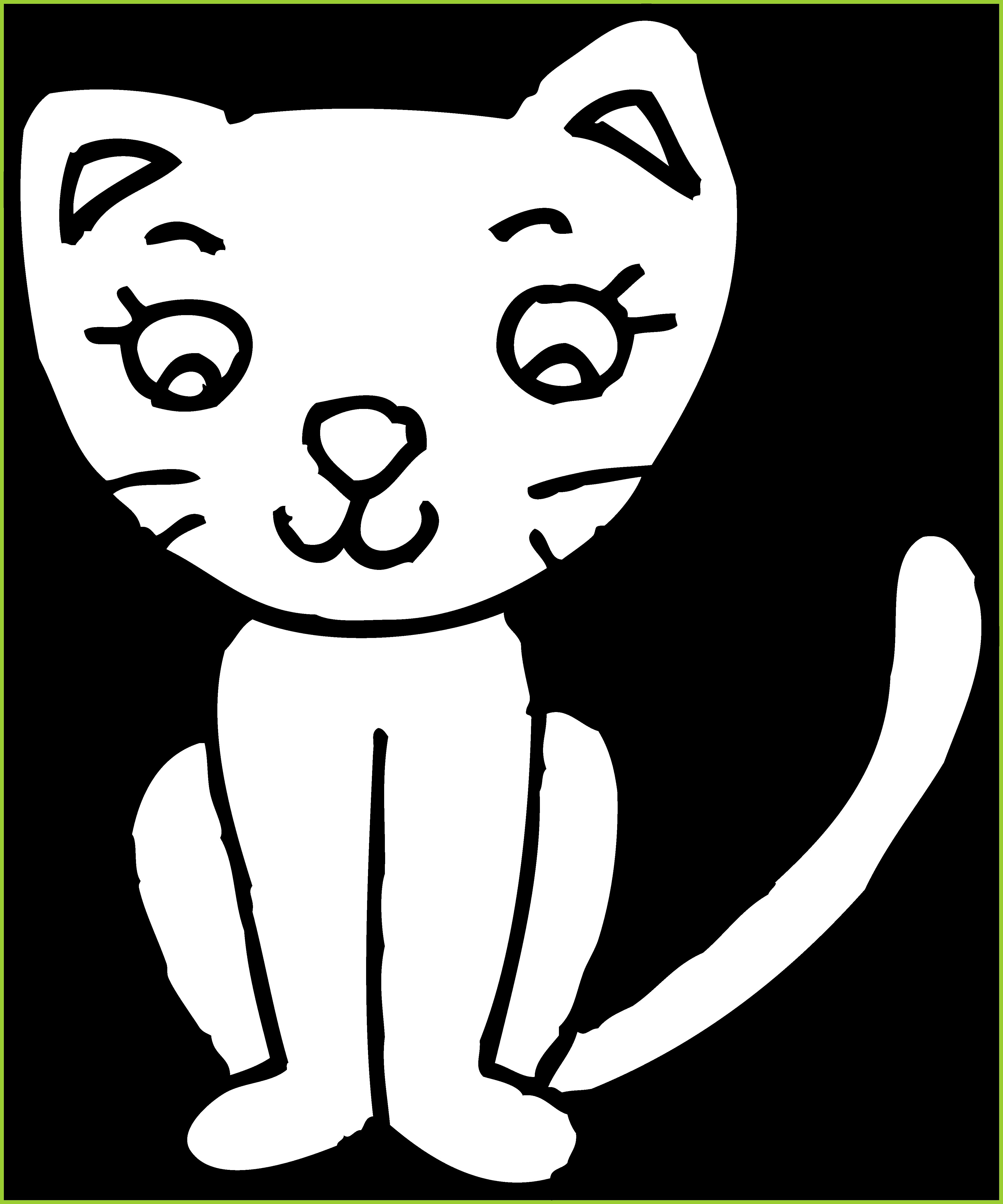 Incredible cute cat pencil. Drawing clipart sketch