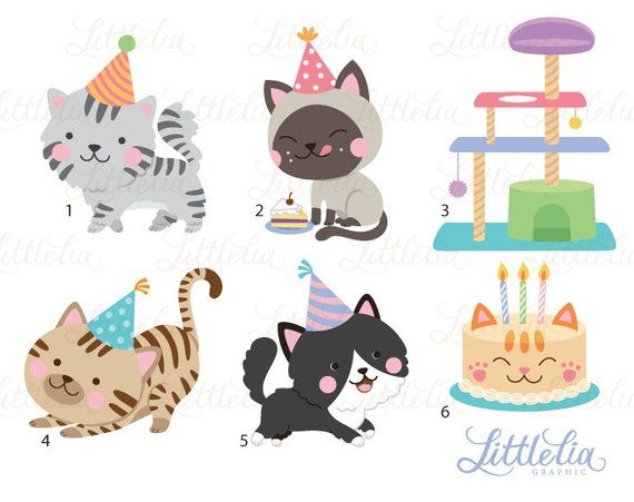 Clipart cat party. Products