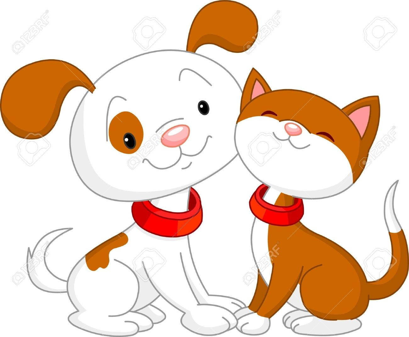 and clipartlook. Pet clipart dog cat
