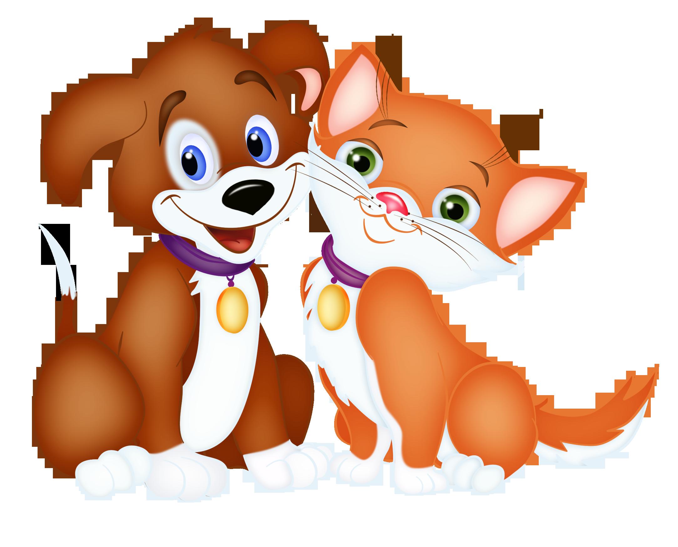 Pet clipart kitten. Dog cat puppy clip