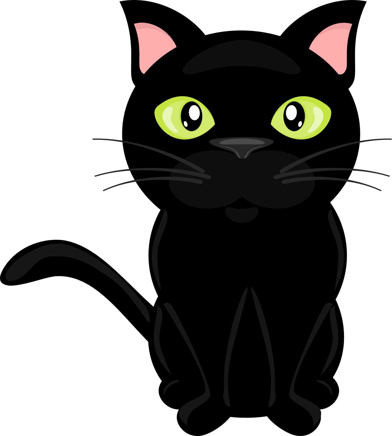 Kitten clipart rat cat. Cliparthot of cst and