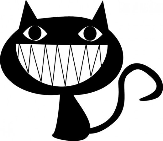 Clipart cat tooth. Cliparts zone