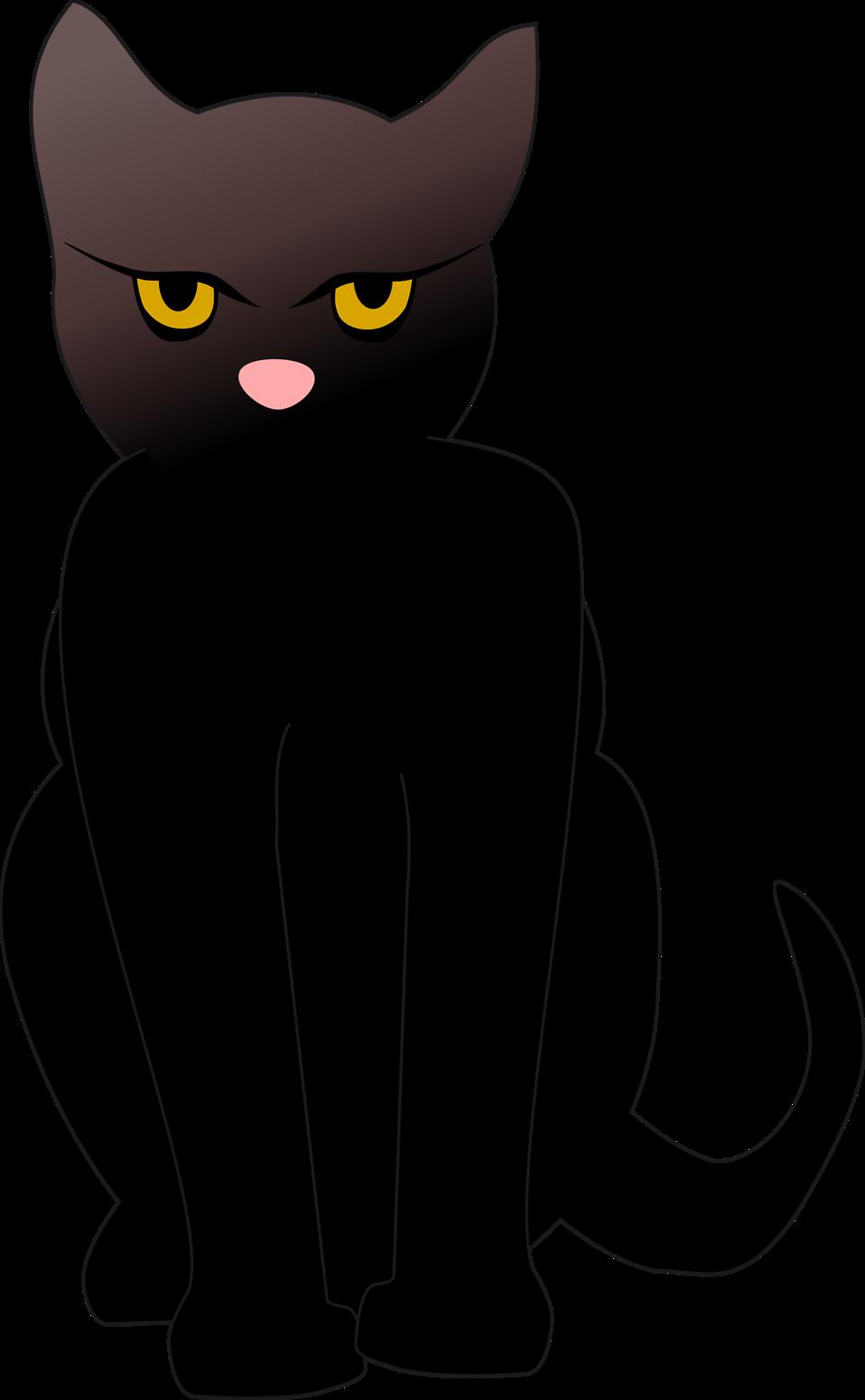 Shapes clipart cat. Free cliparts transparent download