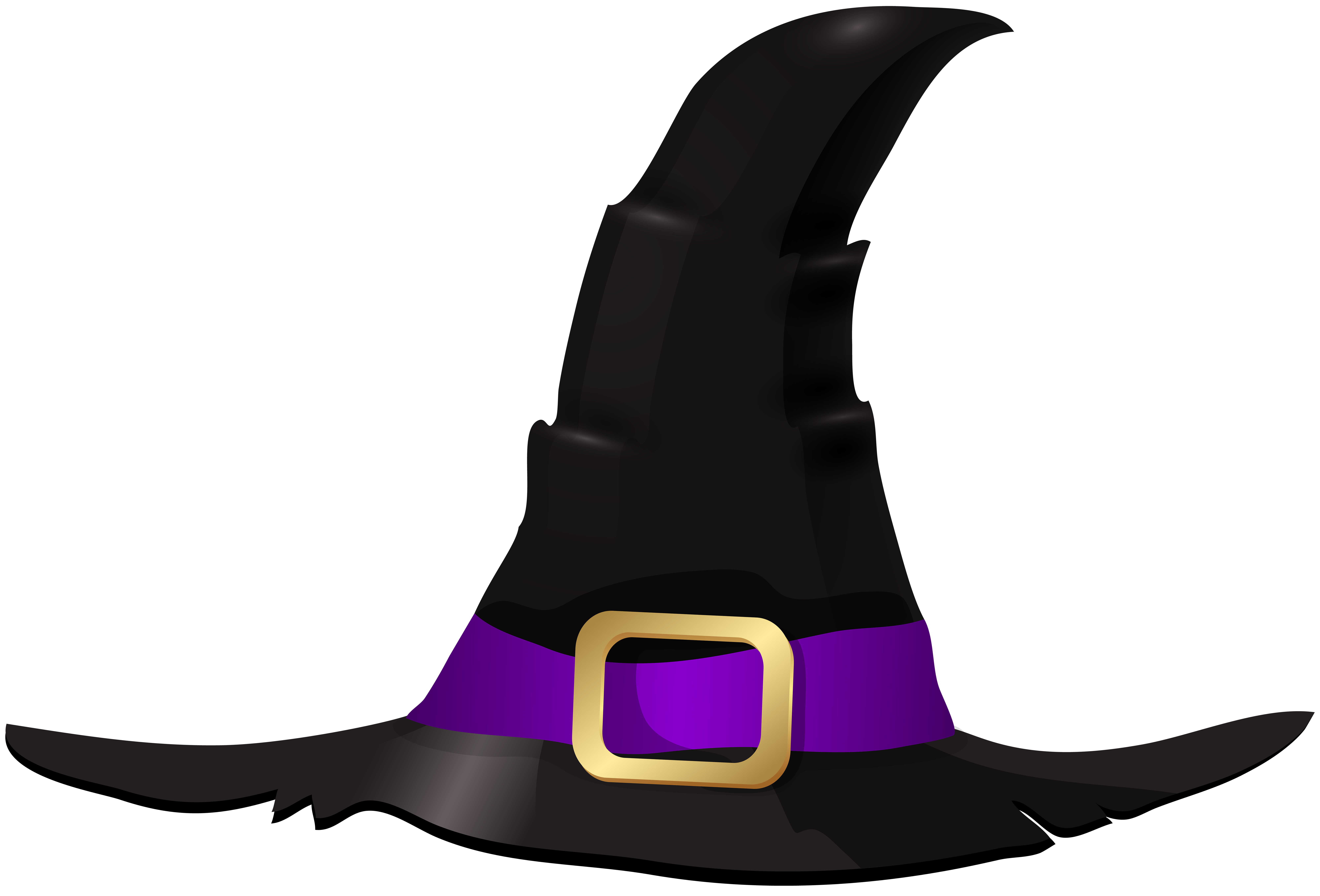Witch clipart printable. Halloween hat png image