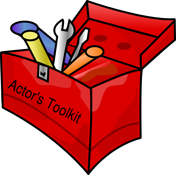 Theatre clipart actor actress. Actors free small acting
