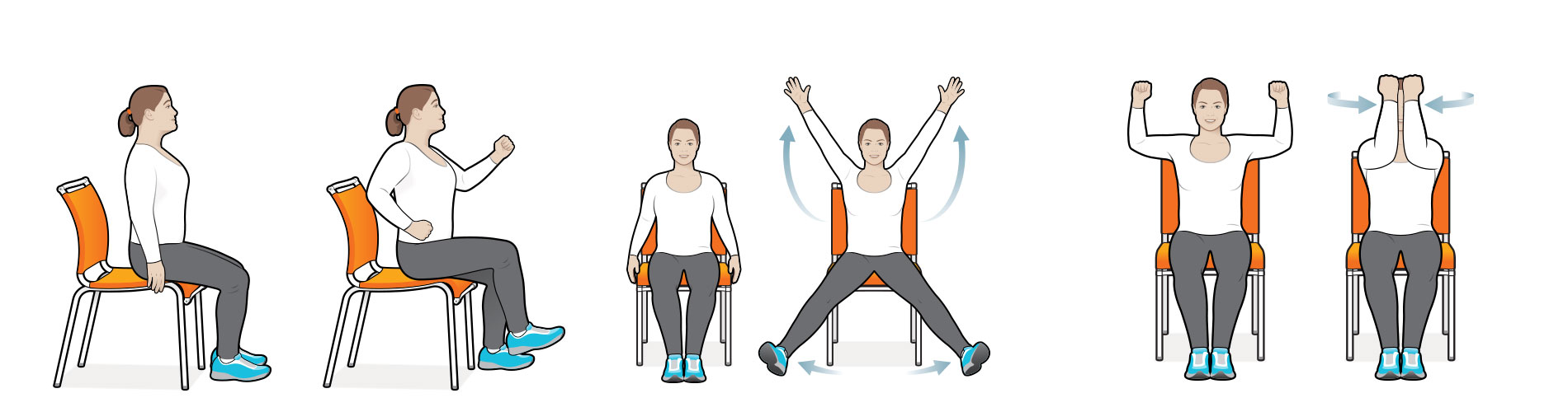 Clipart exercise chair exercise. Free exercising cliparts download