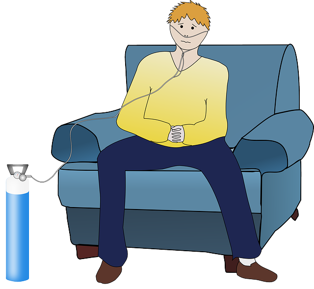 Person clipart disability. Is oxygen a big