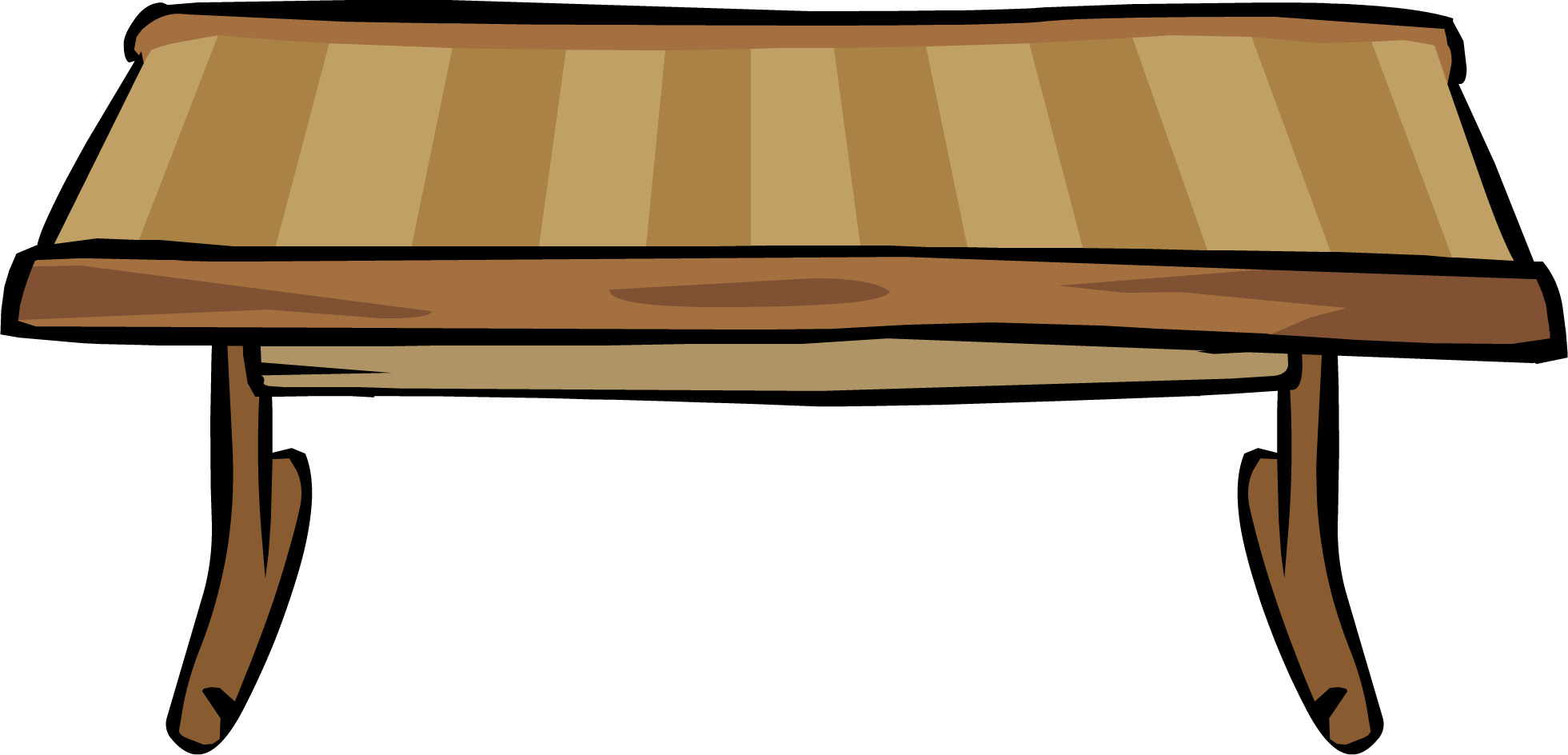 Image bamboo table png. Furniture clipart wood furniture