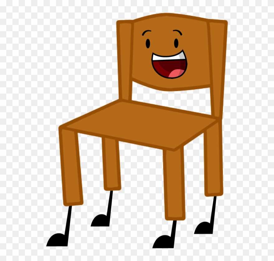 Clipart chair brown object. Objects show png
