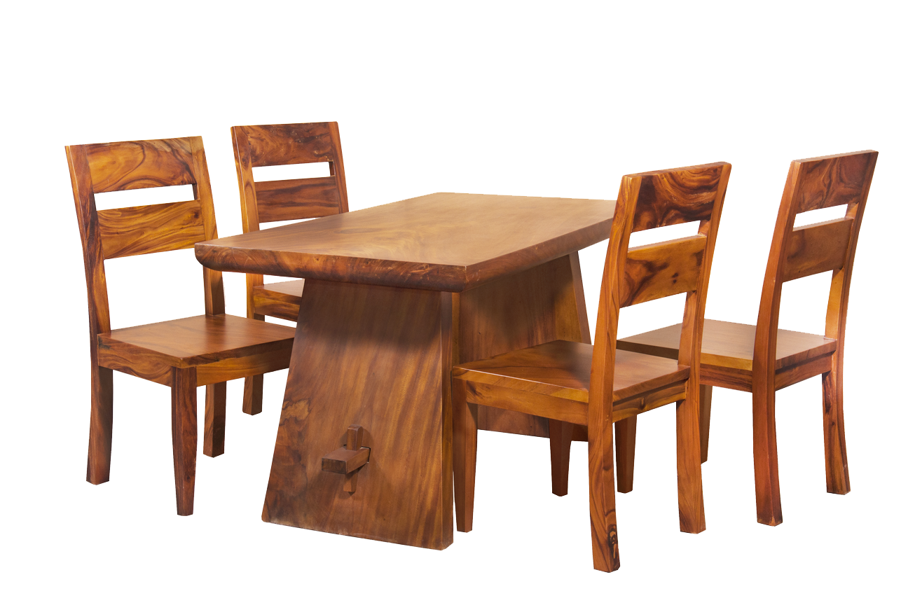 Table png transparent images. Clipart chair dining room chair