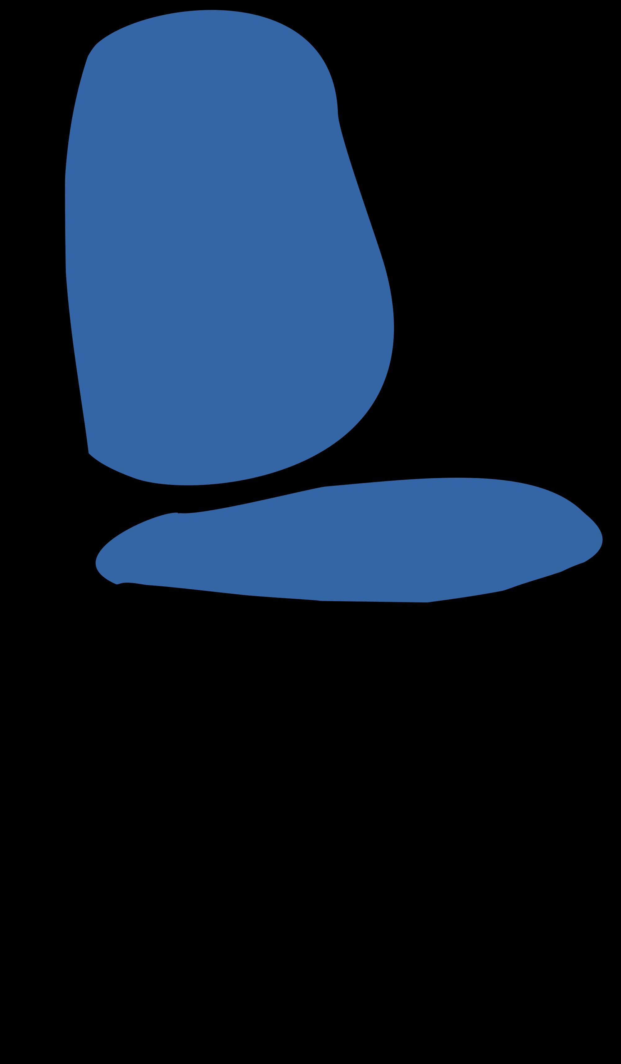 File nuvola armless svg. Desk clipart desk chair