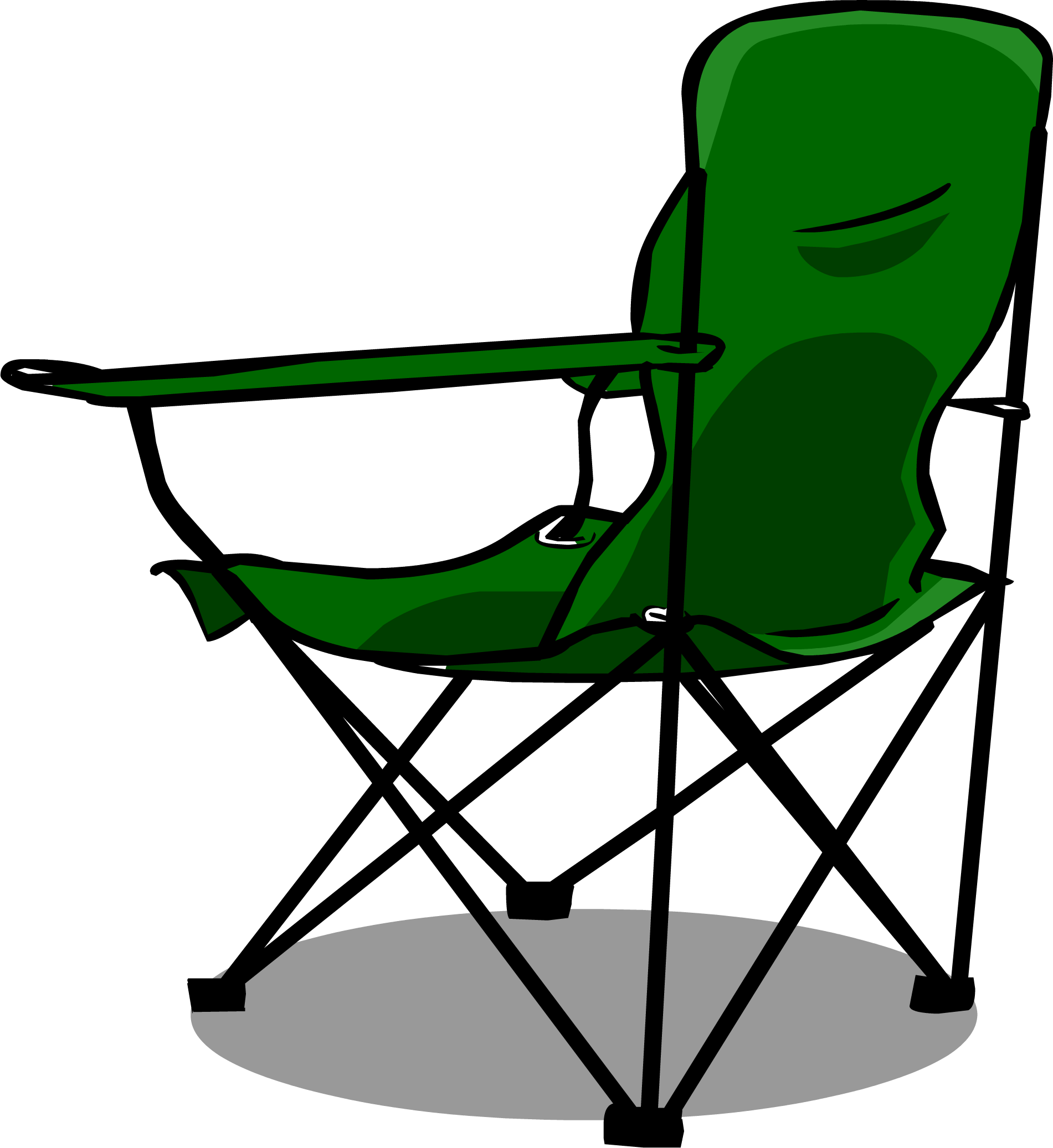 Hot clipart chair. Image camping sprite png