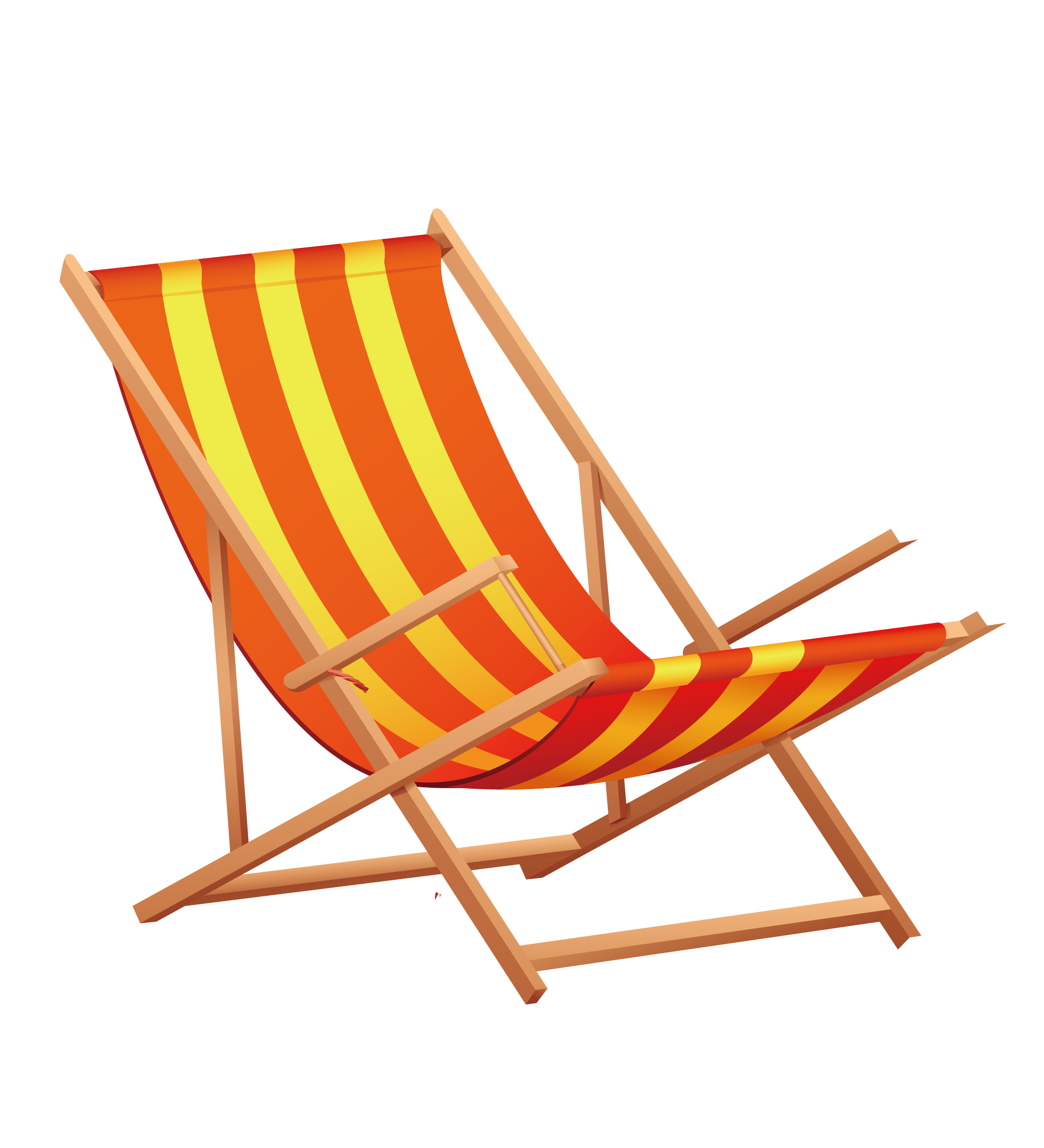 Clipart chair garden chair. Umbrella beach clip art