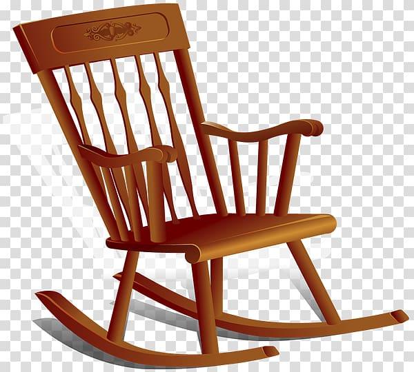 Rocking chairs furniture glider. Clipart chair garden chair