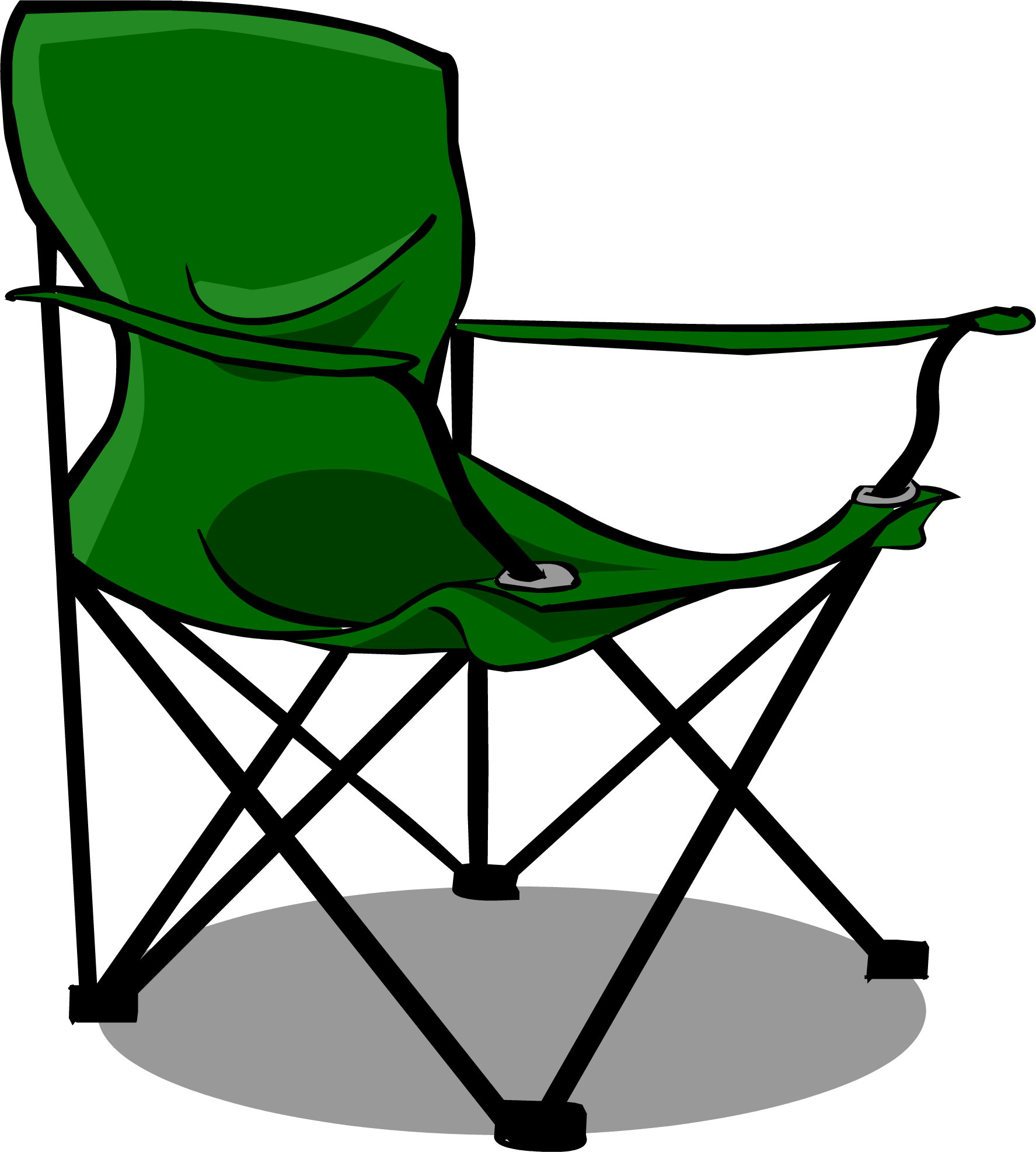 Clipart hat camping. Image chair sprite png