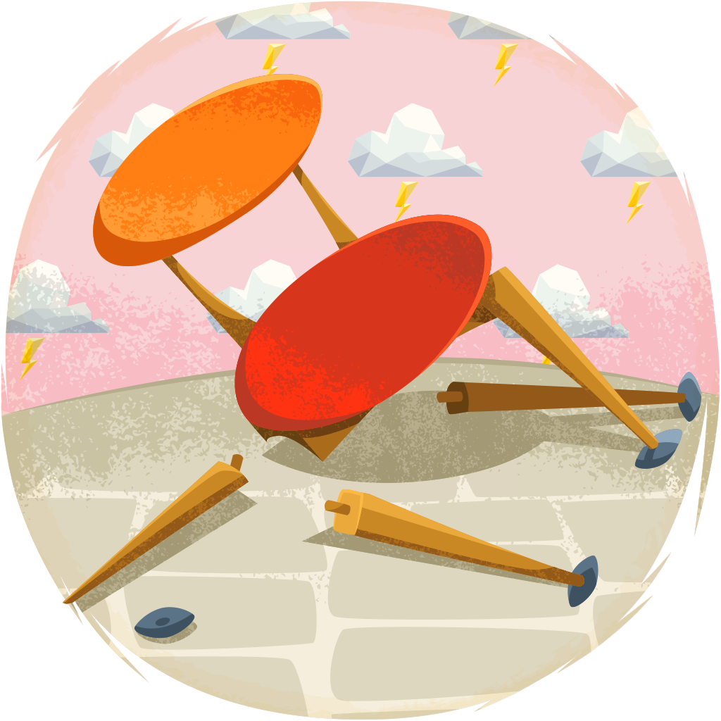 Item detail broken itembrowser. Clipart chair illustration