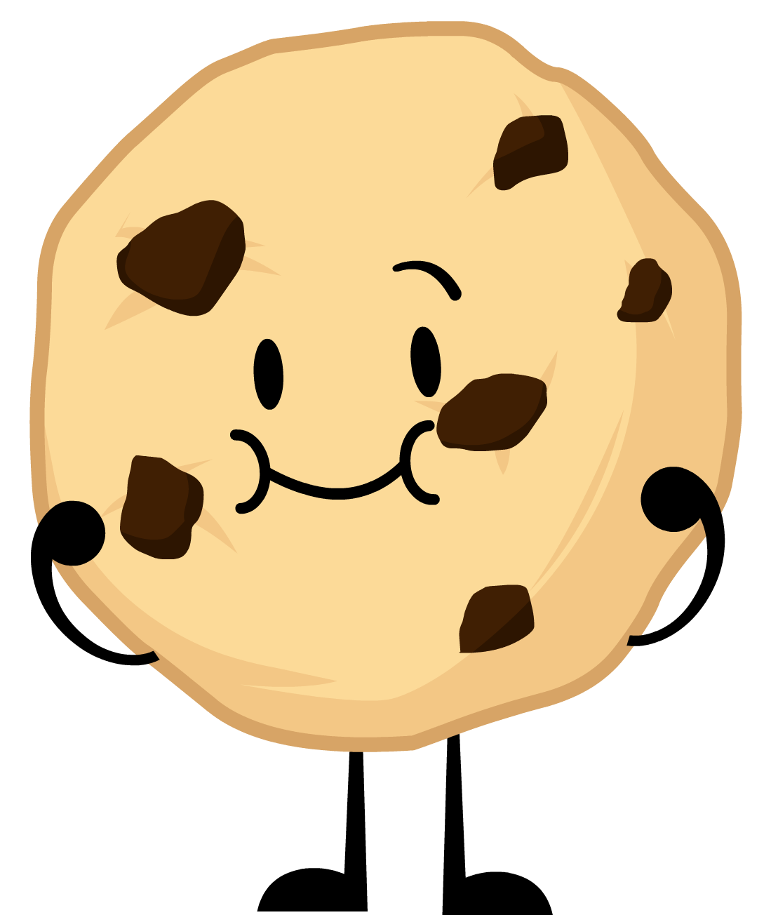 Inanimate insanity wiki fandom. Desert clipart chocolate chip cookie