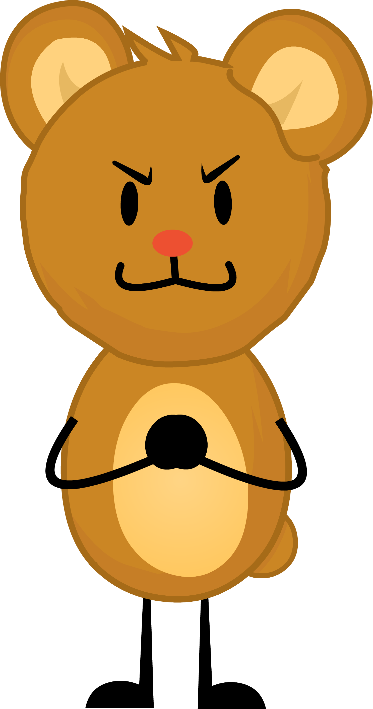 Crazy clipart insanity. Teddy bear inanimate wiki