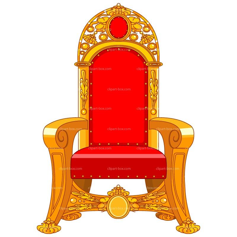throne clipartlook. King clipart chair