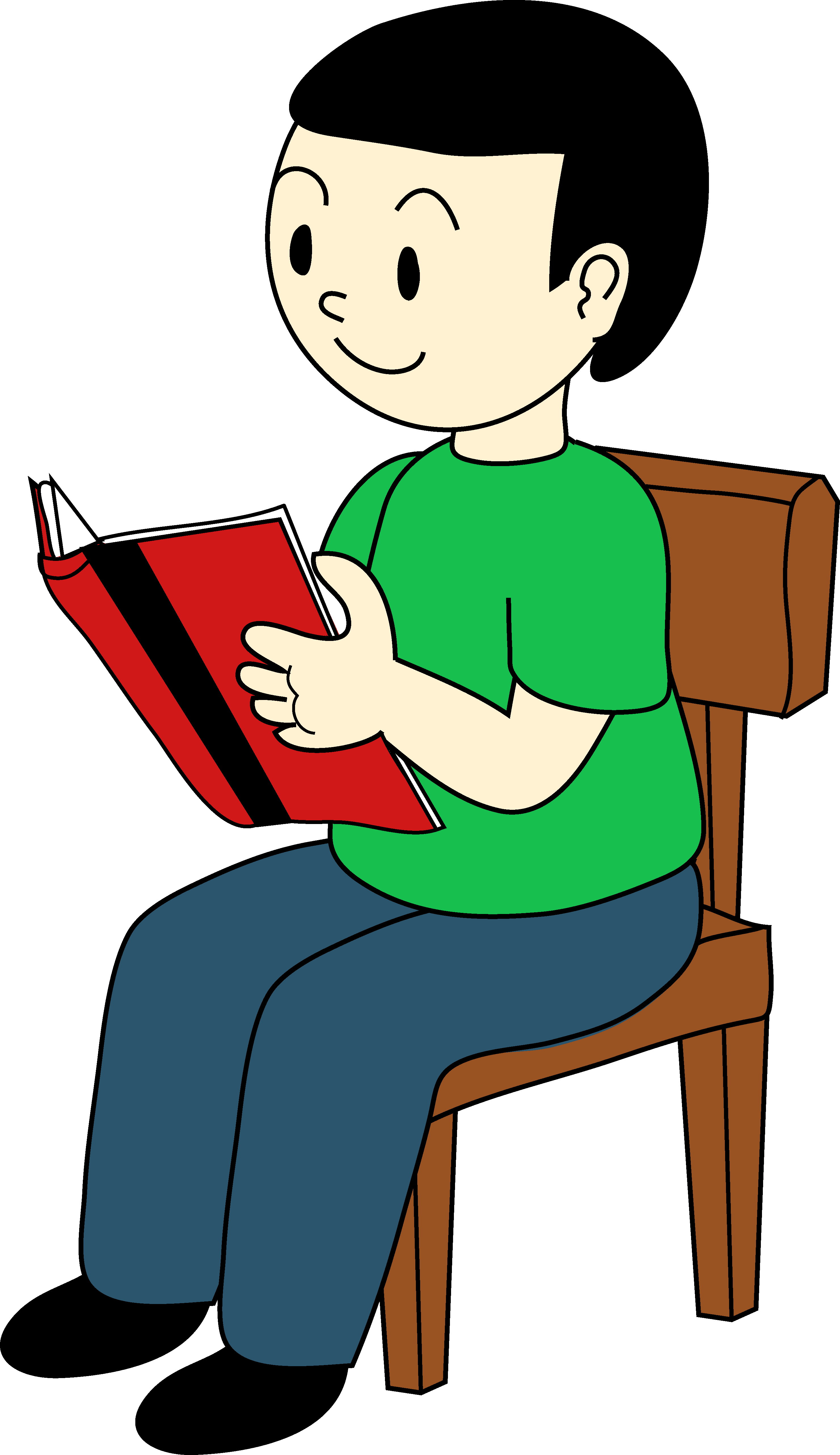 Whisper clipart silent reading.  collection of student