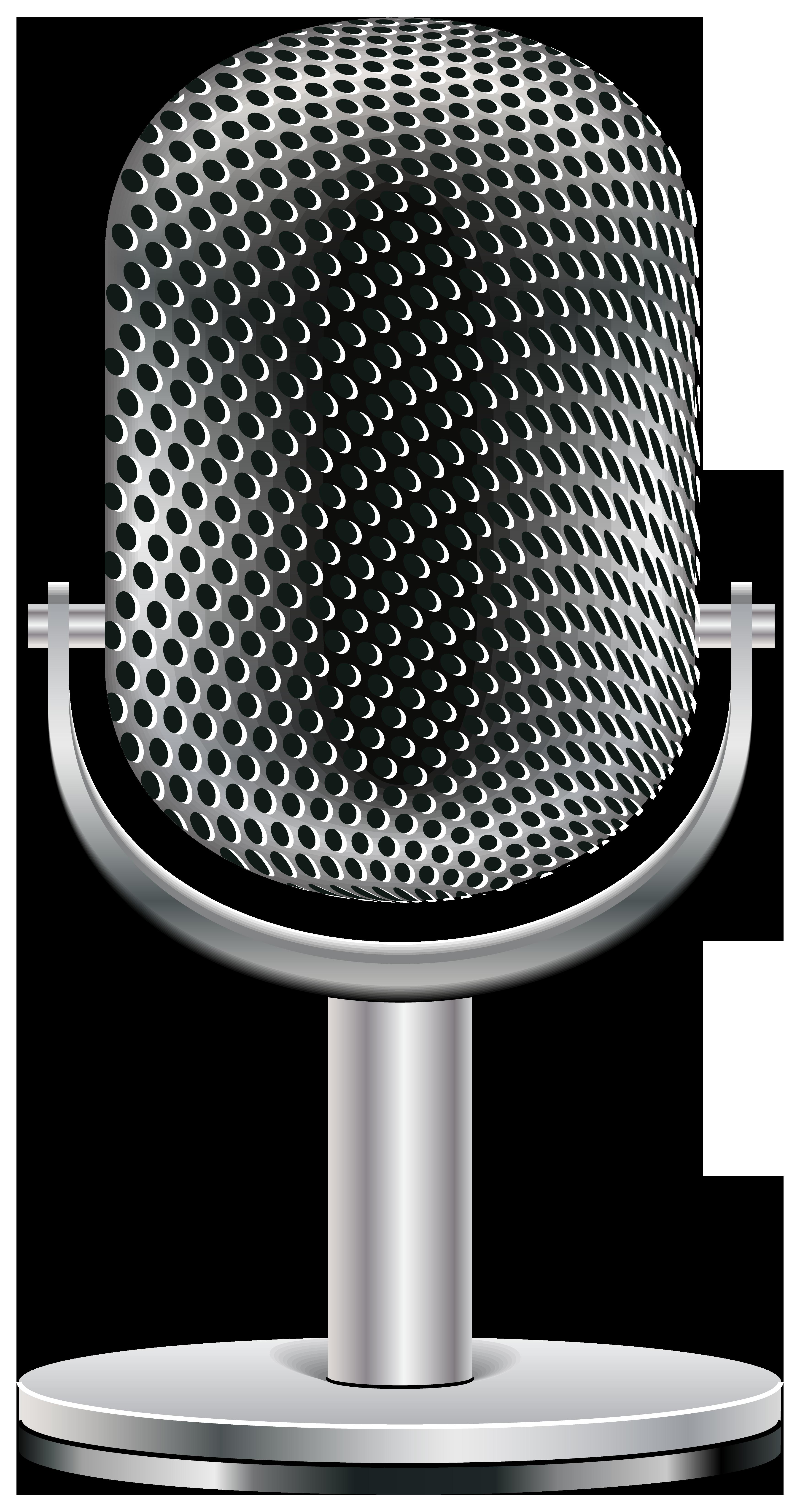 Microphone clipart group. Transparent png clip art