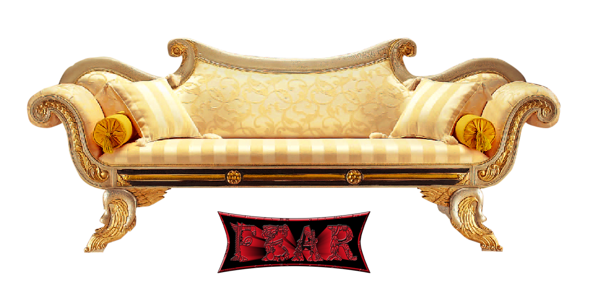 Furniture clipart used furniture. Sofa png by fear
