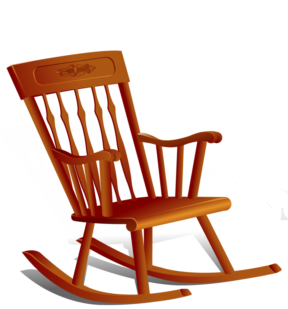 Clipart rock chair.  collection of rocking