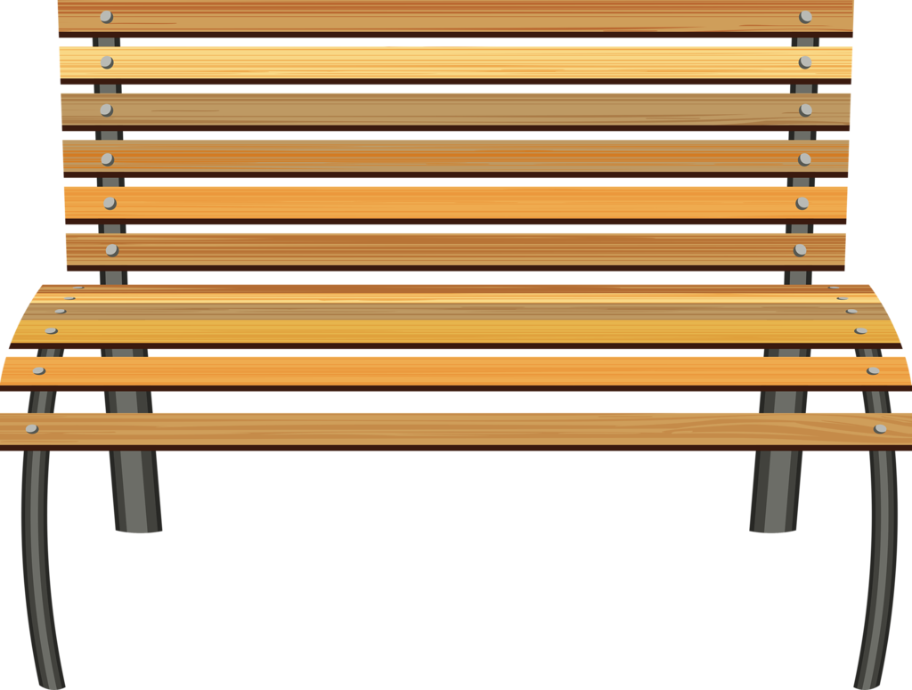 png outdoor stuff. Clipart park bench clipart