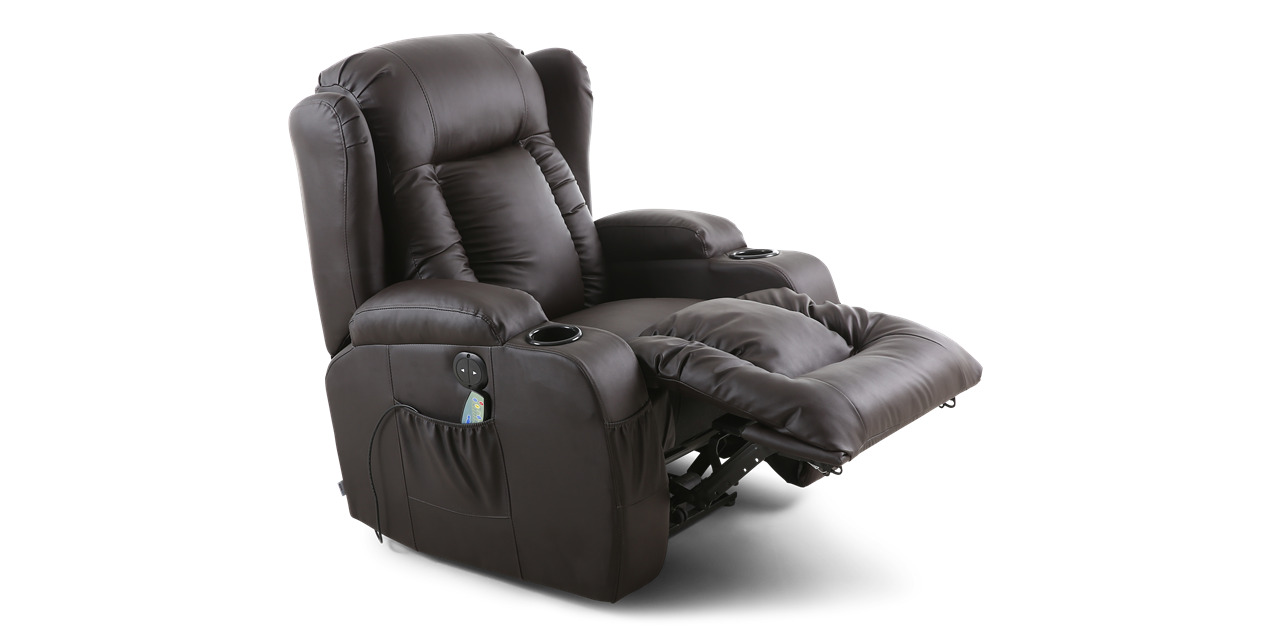 Rockingham electric with massage. Clipart chair recliner