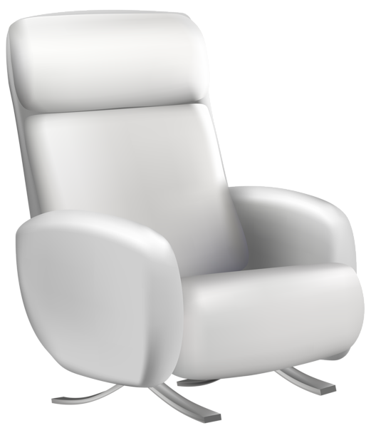 Furniture clipart recliner chair. Armchair png clip art