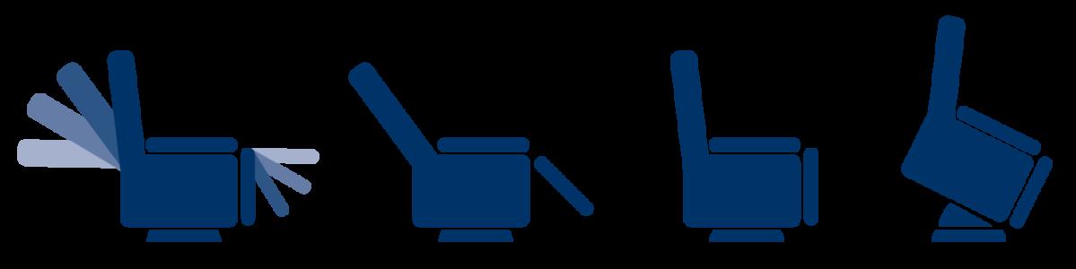 Clipart chair recliner. Riser chairs z tec